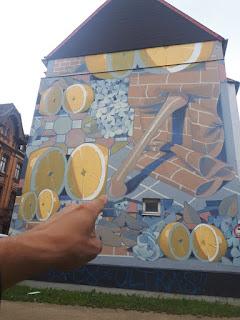 Street Art Walk Saarbrücken