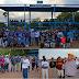 Gobierno de Huatabampo Entregó Rehabilitación de Campo de Beisbol en el Ejido Nacapul