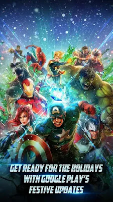 Marvel Battle Lines