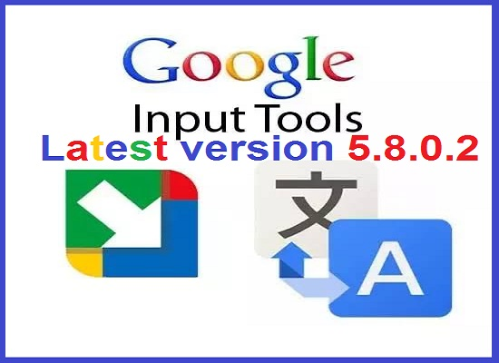 google input tools latest version 5.9.0.2