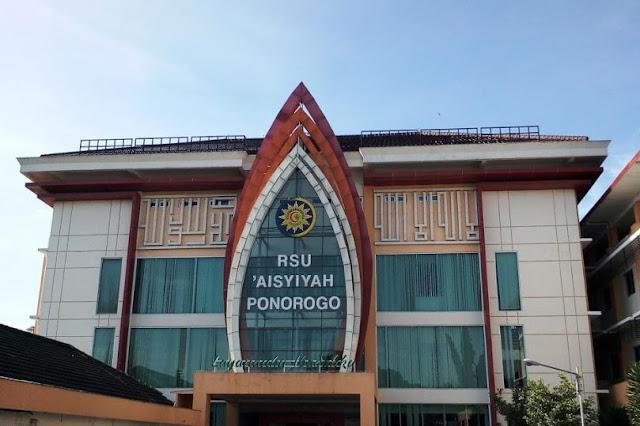 Jadwal Dokter RS 'Aisyiyah Ponorogo Terbaru