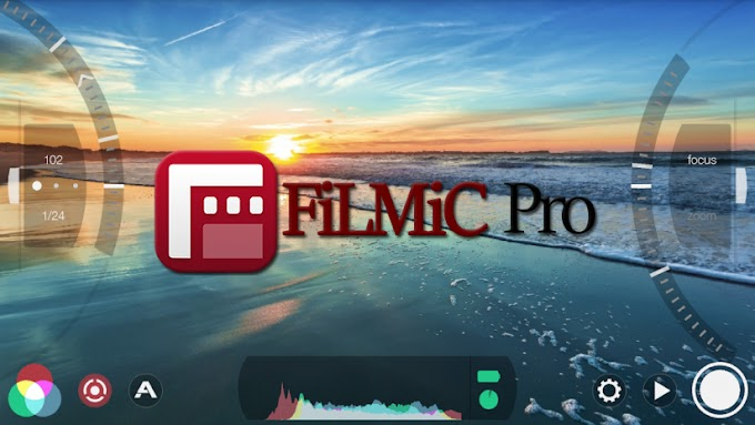 Filmic Pro | Professional Video Camera | Premium | Full version Apk | Mod