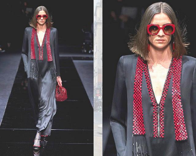 Giorgio Armani показ моды Pre-Fall 2020 9