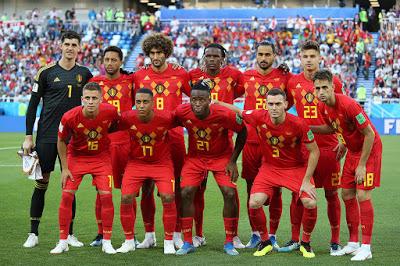 تشكيل بلجيكا ضد روسيا عبر سوفت سلاش