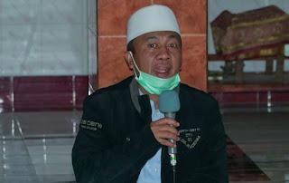 Bupati Lombok Barat, H. Fauzan Khalid.