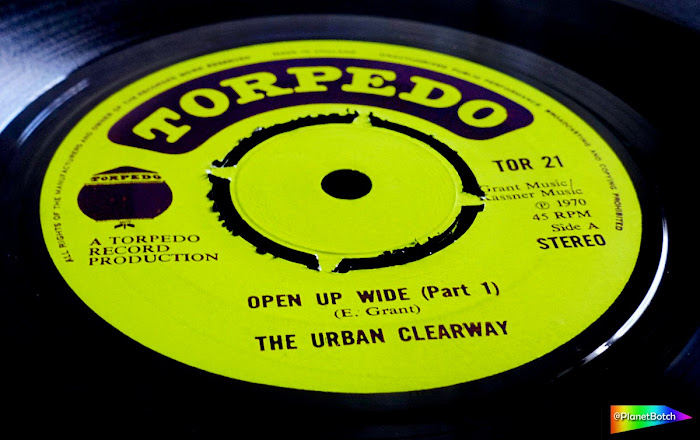 Torpedo records Urban Clearway