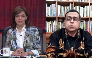 Najwa Shihab Pertanyakan 'Drama Persoalan HRS', Haikal Hassan Beri Jawaban Mengejutkan Ini!