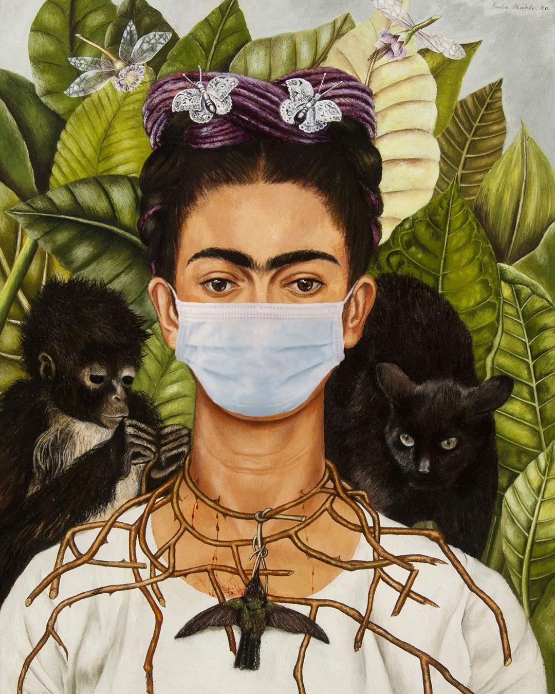 Genevieve-Blais-Frida-Kahlo