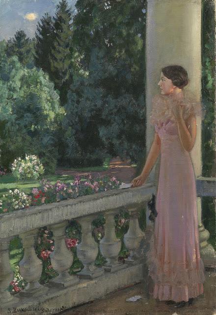 Stanisław Żukowski (1873-1944) | Impressionist painter