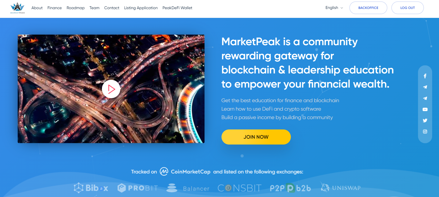Marketpeak.comを確認してください-詐欺またはLEGIT?