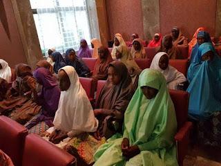 News: Dapchi! DSS reveals condition Boko Haram gave before release of Schoolgirls