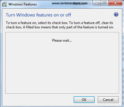 Windows Feature - techterabyte