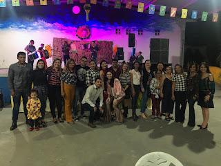 Em grande estilo secretaria de saúde de Guarabira realizou na AABB o Arraiá da saúde com todos os funcionários