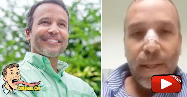 Cirujano detenido por protestar por la gasolina pide su libertad plena