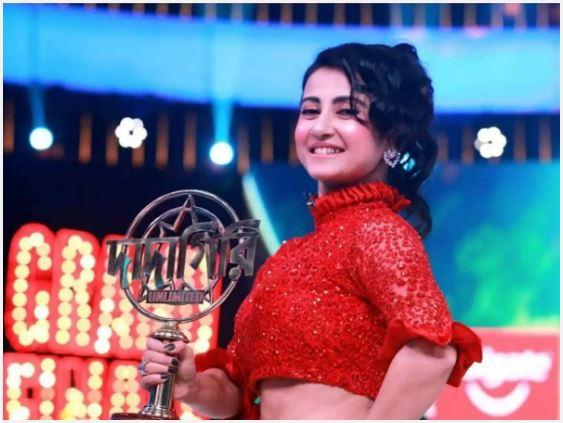 Dadagiri Season 8 winner is Monami Ghosh