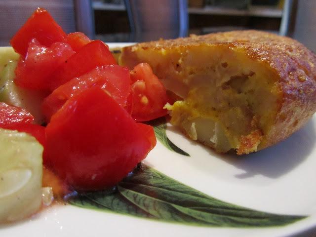 Tortilla de patata – fritata