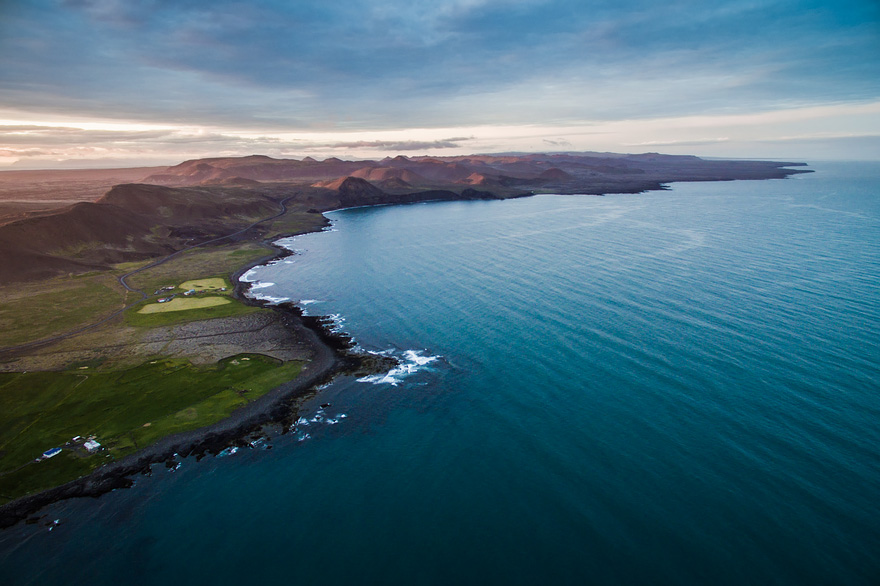 Grindavik - 40 Reasons To Visit Iceland With A Drone