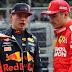 Verstappen é punido e perde a pole position do GP do México