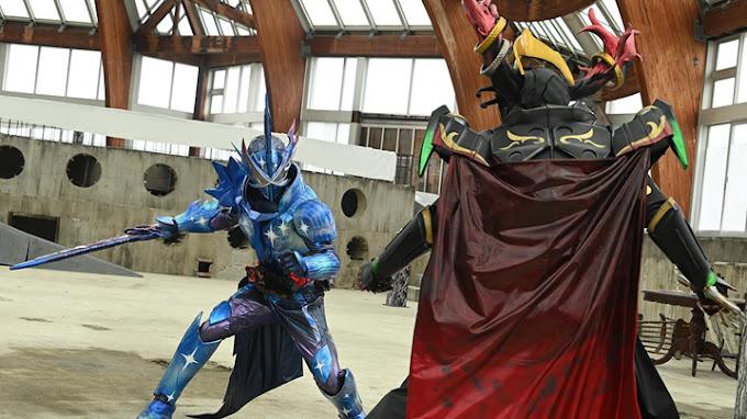 Kamen Rider Saber Episode 46 Subtitle Indonesia