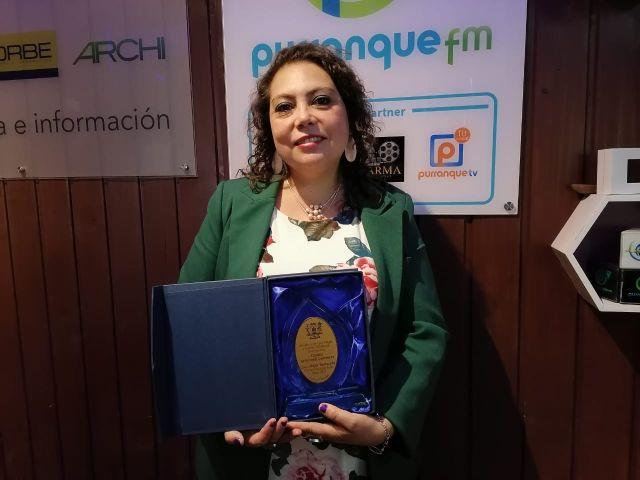 Claudia Arismendi Contreras