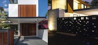 5 Desain Pagar Besi Minimalis yang Akan Membuat Rumah Terlihat Lebih Menarik