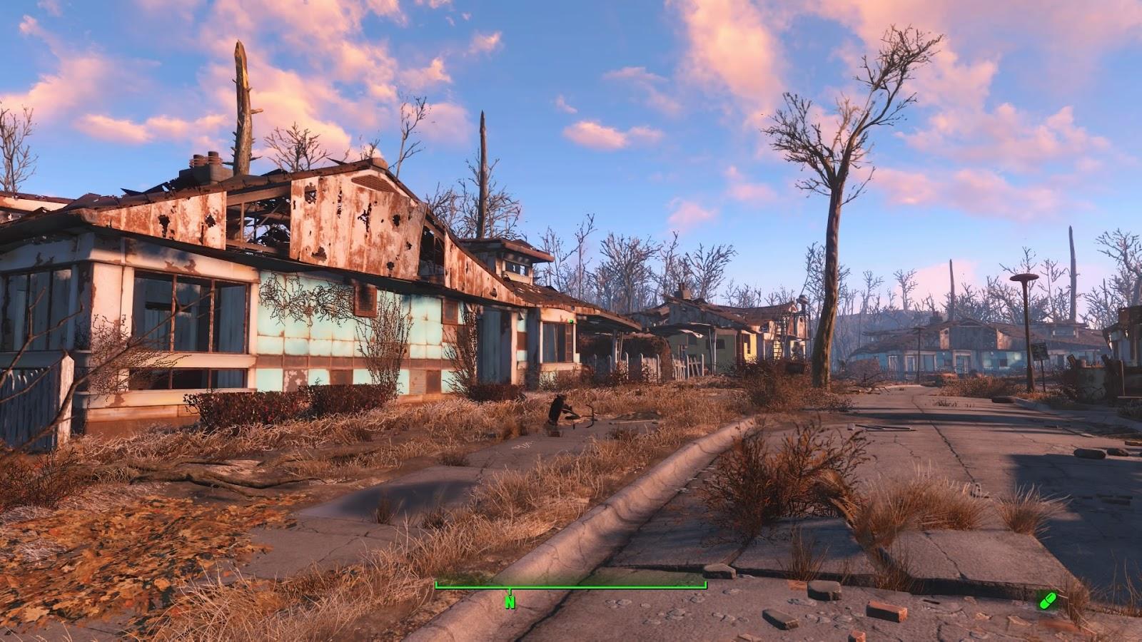 Fallout4 サンクチュアリ