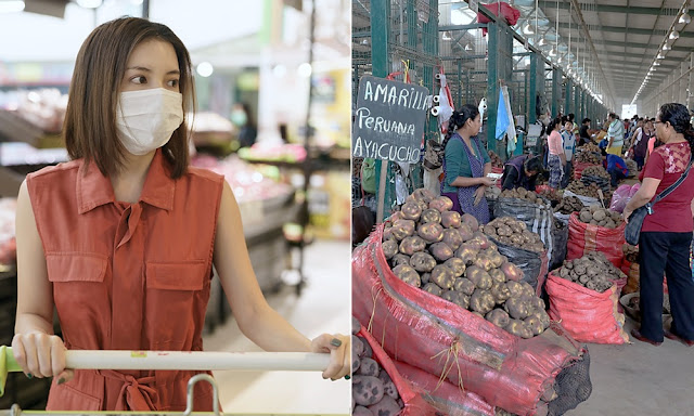 Alcaldes de Lima garantizaran abastecimiento de alimentos durante estado de emergencia