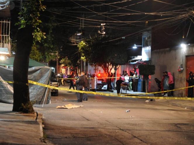 Así quedaron las víctimas del ataque a puesto de alitas en Azcapotzalco donde murieron 6 personas y quedaron heridas 6 más