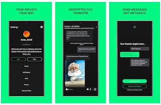 تطبيق, موثوق, لإجراء, الدردشة, والمحادثات, المحمية, والمشفرة, على, الهاتف, والكمبيوتر, Session ,Private ,Messenger