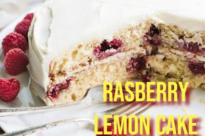 Rasberry Lemon Cake