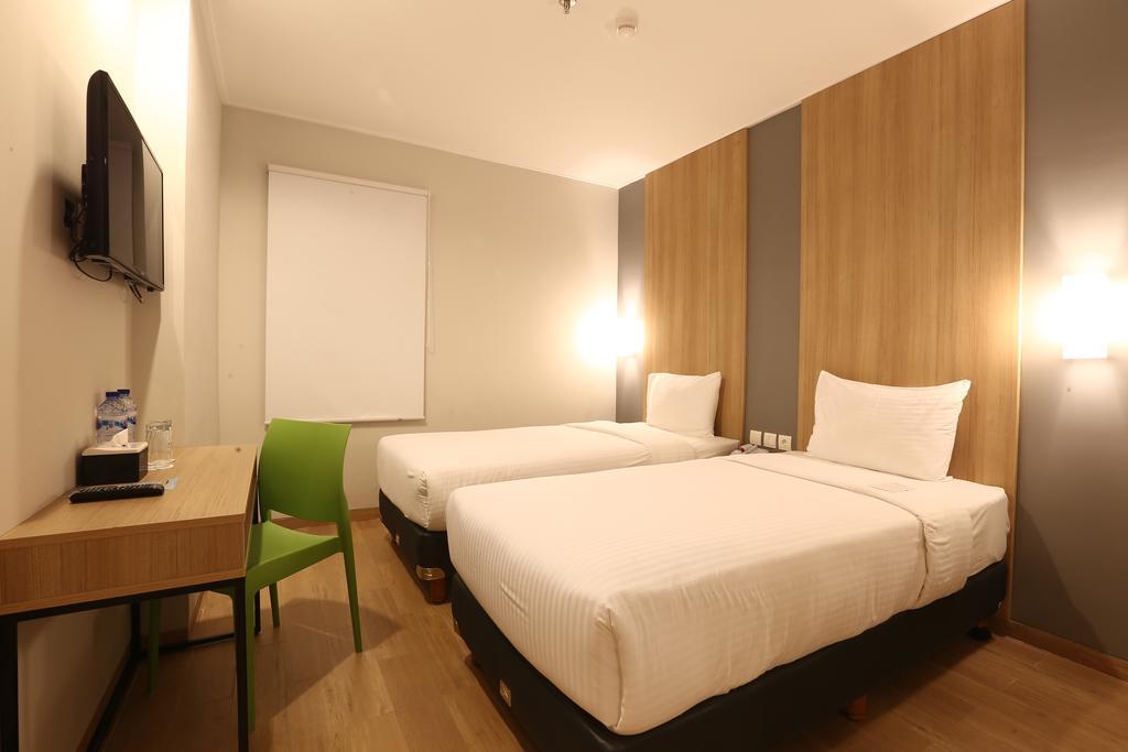 Hotel Citradream Bandung Nyaman dan Mewah- Desain Modern- Review Hotel