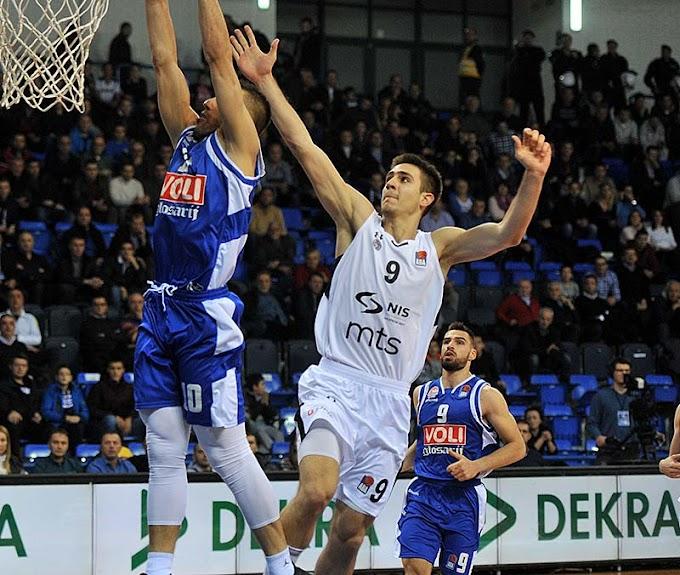 Jedan od najvažnijih košarkaša Partizana doživeo povredu na treningu! (FOTO)