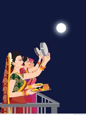 Karva Chauth GIF Wallpapers