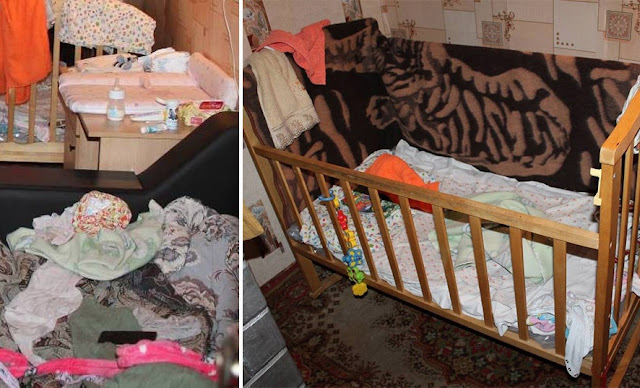 В деревне Супроненты 32-летняя мать с особой жестокостью убила четырехмесячного сына