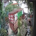 Maling Tabung Gas Elpiji Bersubsidi di Inhil Terekam CCTV