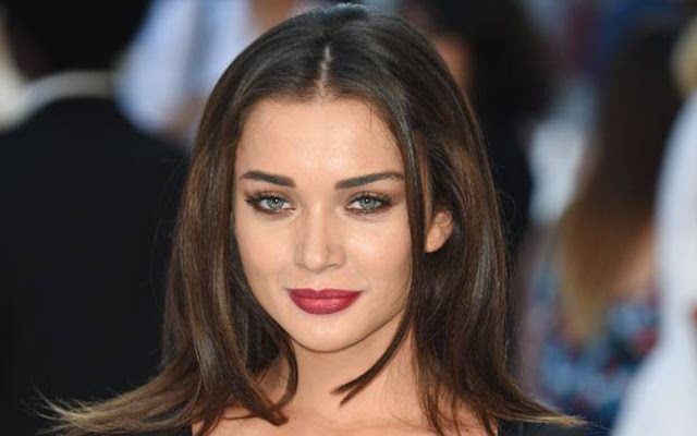 amy jackson family images