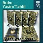 Cetak Buku Yasiin dan Tahlil 0858-6764-2723 | Percetakan Tercepat Termurah