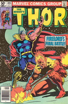 Thor #306, Firelord