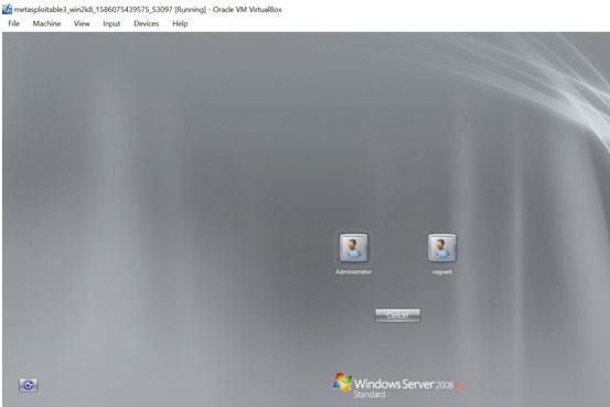 Metasploitable3 on Windows