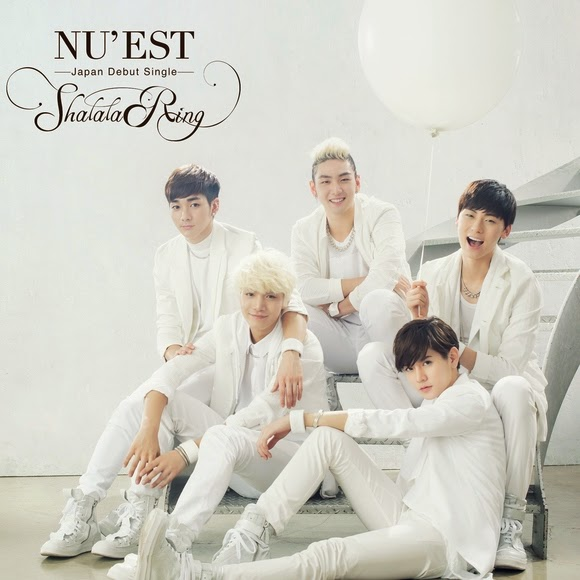 Best Places In Japan For Singles: NU'EST Release Album Covers For Japanese Debut Single