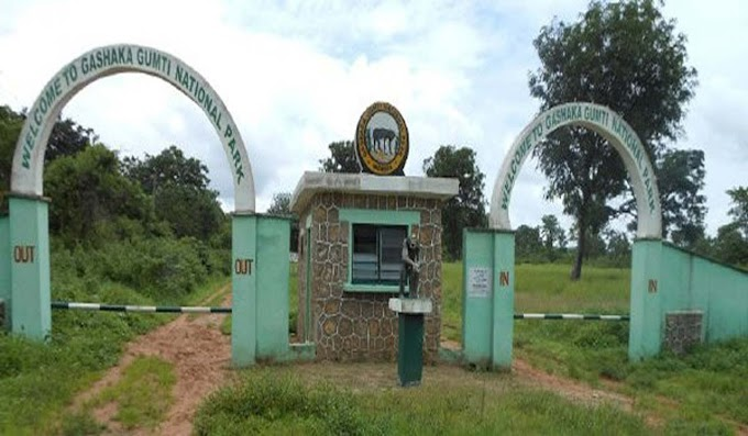 Gashaka Gumti National Park Gets N21m Worth Of Items