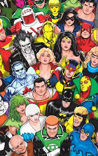 DC Comics Heroes
