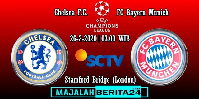 Prediksi Chelsea vs Bayern Munich