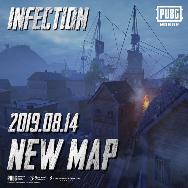 Infection Mode: Mode Zombie Terbaru Pada Update PUBGM V0.14.0