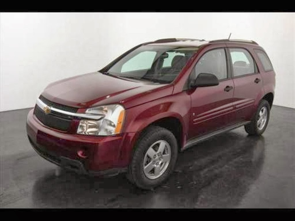 Used Chevrolet Equinox Ls Suv. Dark Silver Metallic Chevrolet ...