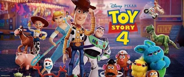 Toy Story 4 (2019) English 1080p, 720p, 480p HDRip x264 AAC