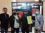 Hina LSM Di Medsos, Akun FB Sasmadi Msd Resmi Di Laporkan Ke Polres Kerinci.