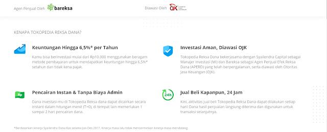 Investasi Untuk Pemula | Investasi Reksadana Mulai dari 10rb