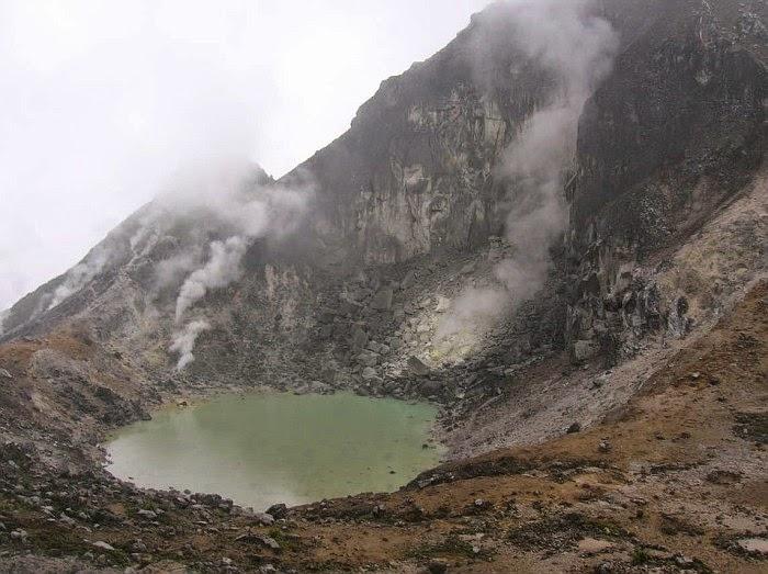 Wisata Ke Gunung Sibayak Di Tanah Karo