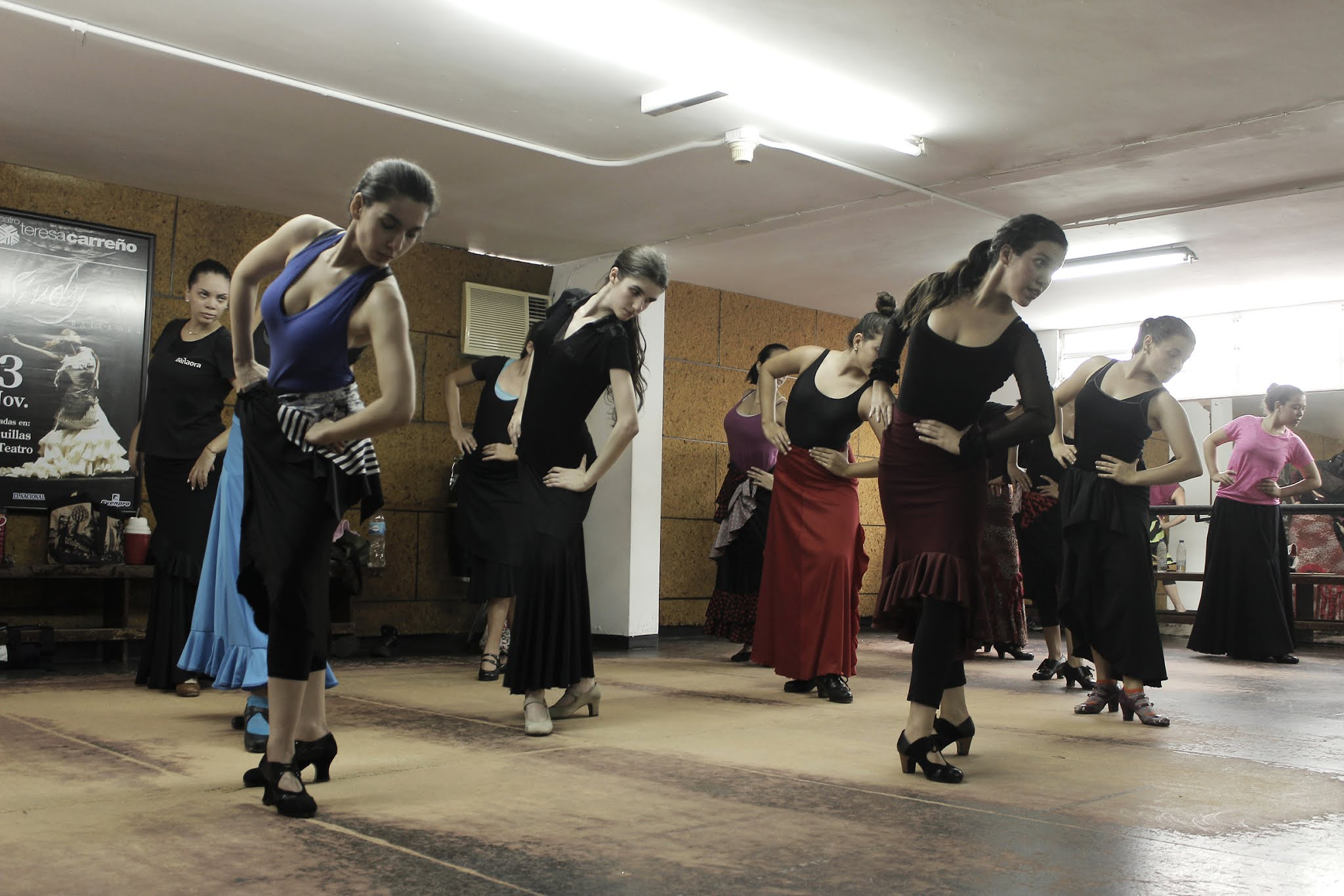 Flamenco clases